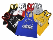New- T. Micheal Ringer Tank Top- Style 101BR- Factory Direct