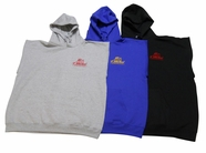 New- T. Micheal Sleeveless Fleece Hoodie- Style 201HSL- Factory Direct