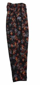 Otomix Workout Pants- Flaming Dragon