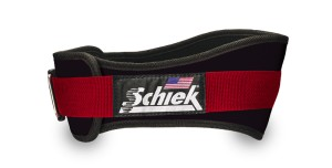 "Schiek 3004 4 3/4"" Power Contour Belt"