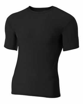 Short Sleeve Compression Crew Top
