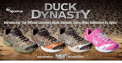 Duck Dynasty Performance Footwear by Spira
