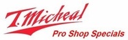 T. Micheal Pro Shop Weekly Specials