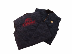 T. Micheal Quilted Vest #211- Factory Direct
