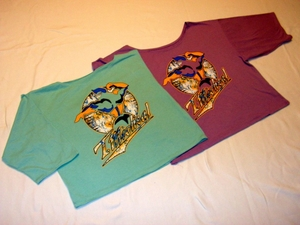 "T. Micheal ""Sammy Surfer"" Workout Shirt #178A- Factory Direct"