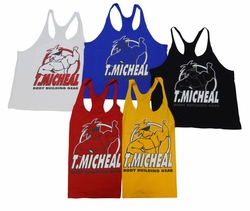 T. Micheal Tanks & Muscle Shirts- Factory Direct