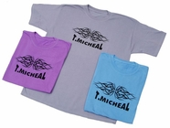T. Micheal Tribal T-Shirt #161C- Factory Direct