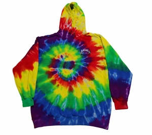 T. Micheal Tye Dyed Hoodie- # 209HTD- Factory Direct