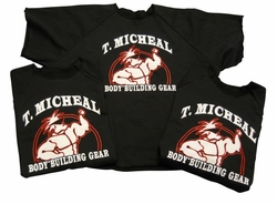 T. Micheal Work Out Shirts- Factory Direct