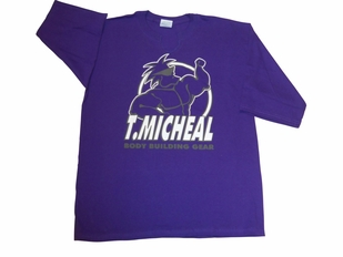 T. Micheal Work Out Top - # 101A- Factory Direct