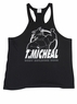 T. Micheal Y-Back Stringer Tank Top #101B- Factory Direct