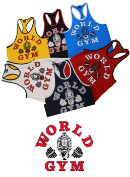 World Gym Apparel Gear