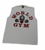 World Gym Muscle Shirt