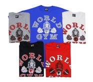World Gym Tee