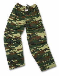Zubaz Pants: Hunter Camo Zubaz Pants