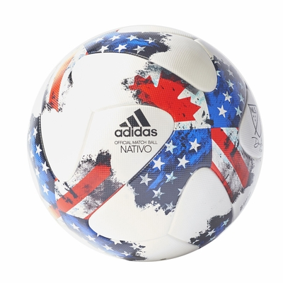 adidas 2017 MLS Official Match Ball - Click to enlarge