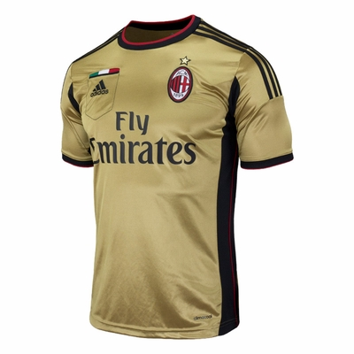 adidas AC Milan 2013/2014 Third Jersey - Click to enlarge