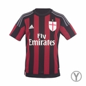 adidas AC Milan 2015/2016 Youth Home Jersey