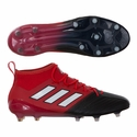 adidas ACE 17.1 Primeknit FG Soccer Cleats - Red