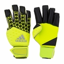 adidas Ace Zones FT Goalkeeper Gloves - Solar Yellow