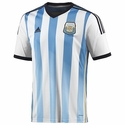 adidas Argentina 2014 World Cup Authentic Home Jersey
