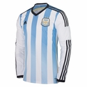 adidas Argentina 2014/2015 Home Jersey