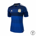 adidas Argentina 2014 World Cup Youth Away Jersey