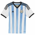 adidas Argentina 2014 World Cup Youth Home Jersey