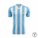 adidas Argentina 2015 Youth Home Jersey