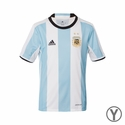 Youth adidas Argentina 2016 Home Jersey