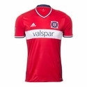adidas Chicago Fire 2016/2017 Home Jersey