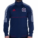 adidas Chicago Fire 2017 Anthem Jacket