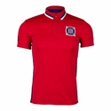 adidas Chicago Fire SS Polo - Red