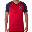 adidas Chicago Fire SS Training Top - Red