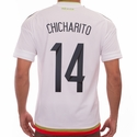 adidas Chicharito Mexico 2016 Away Jersey