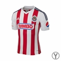 adidas Chivas 2014/2015 Youth Home Jersey
