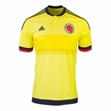 adidas Colombia 2015 Home Jersey