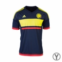 adidas Colombia 2015 Youth Away Jersey