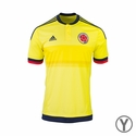 adidas Colombia 2015 Youth Home Jersey
