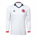 adidas Colombia 2016 LS Home Jersey