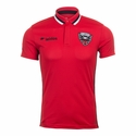 adidas DC United SS Polo - Red