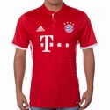 adidas FC Bayern Munich 2016/2017 Authentic Home Jersey