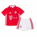 adidas FC Bayern Munich 2016/2017 Toddler Home Mini Kit