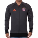 adidas FC Bayern Munich Anthem Jacket - Granite