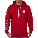 adidas FC Bayern Munich Core Hoody - FCB True Red