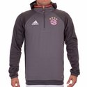 adidas FC Bayern Munich Fleece Top - Granite