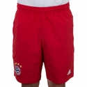 adidas FC Bayern Munich Woven Training Shorts - FCB True Red