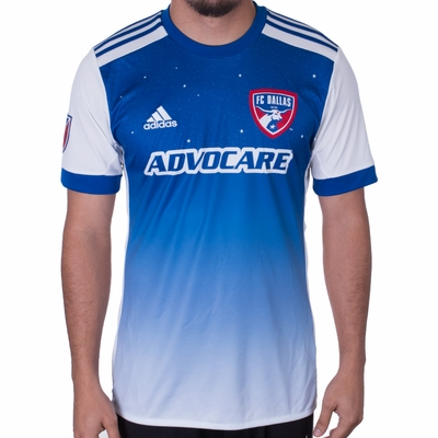 adidas FC Dallas 2017/2018 Away Jersey - Click to enlarge