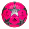 adidas Finale Capitano Soccer Ball - Pink/Black