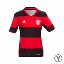 adidas Flamengo 2016/2017 Youth Home Jersey
